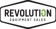 Revolution Equipment Sales Sticky Logo