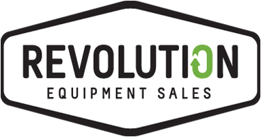 Revolution Equipment Sales Retina Logo