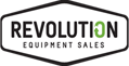 Revolution Equipment Sales Mobile Logo