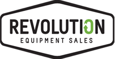 Revolution Equipment Sales Mobile Retina Logo